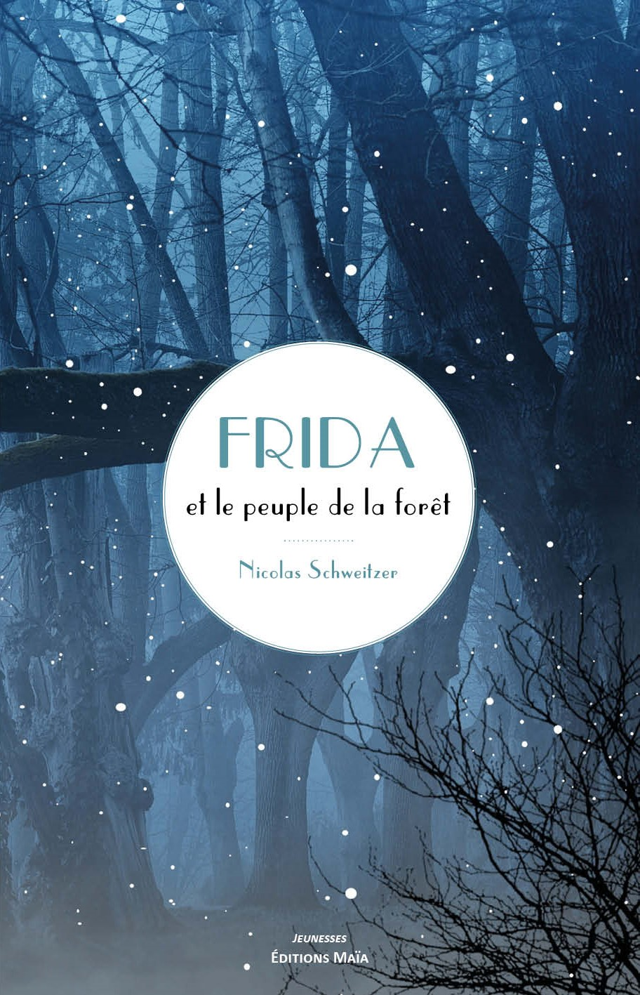 Entretien avec Nicolas Schweitzer – Frida et le peuple de la forêt