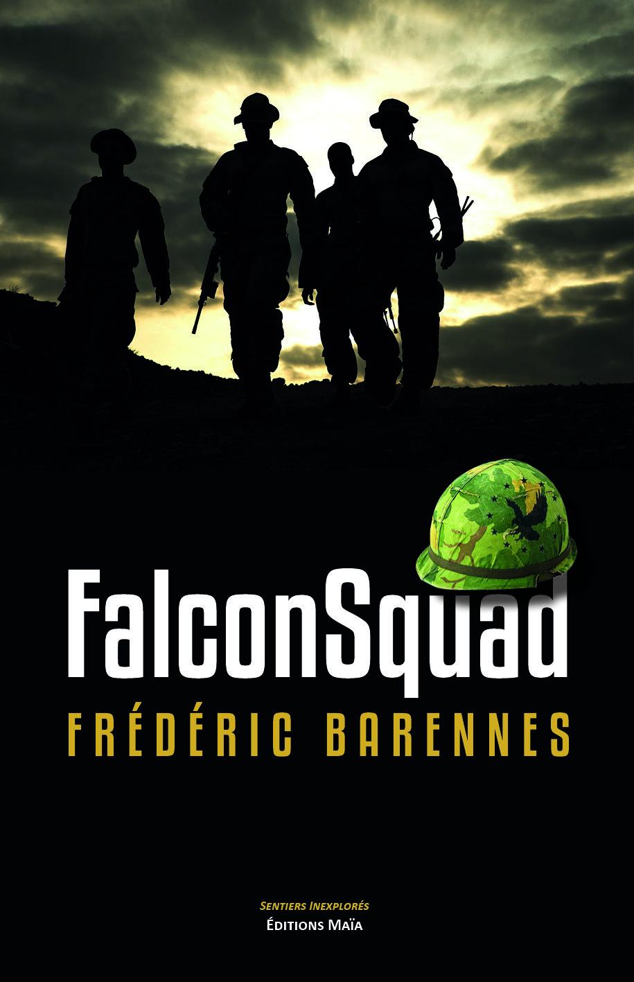 Entretien avec Frédéric Barennes – FalconSquad
