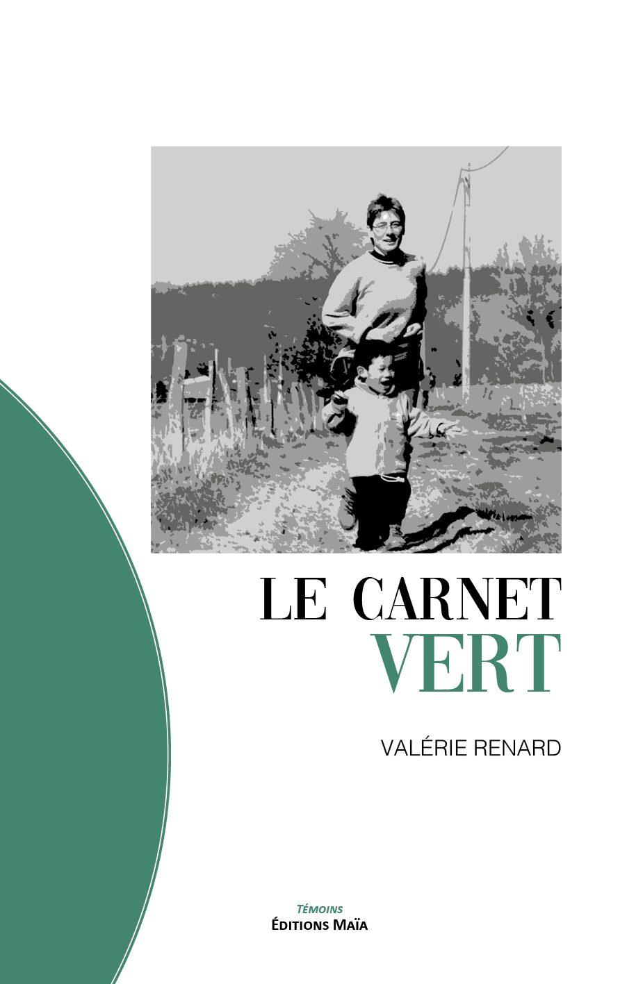 Entretien avec Valérie Renard – Le Carnet vert
