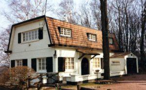 Le Bois des Pauvre, la maison d'Edgar P. Jacobs