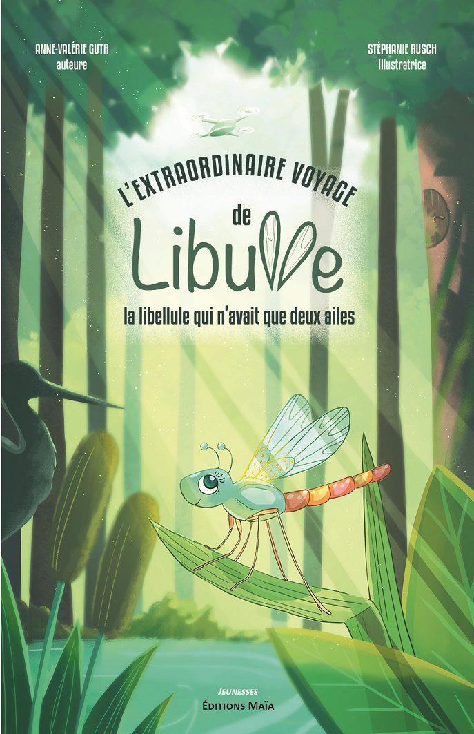 Entretien avec Anne Valérie Guth – L'Extraordinaire Voyage de Libulle