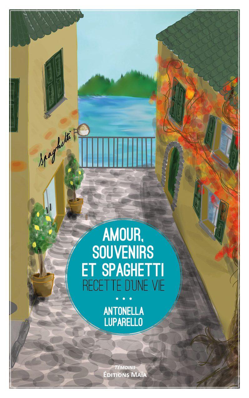 Entretien avec Antonella Luparello – Amour, souvenirs et spaghetti