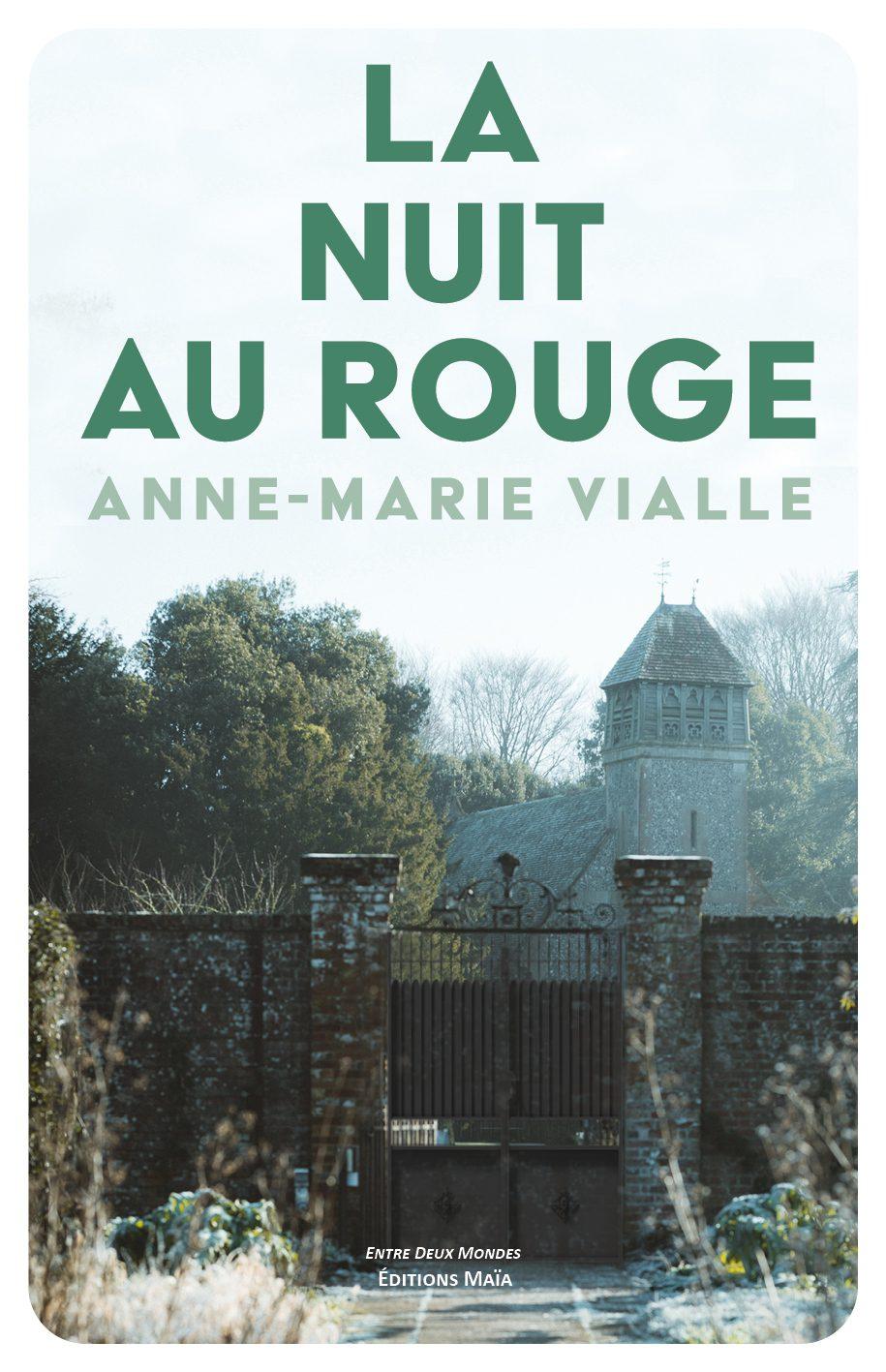 Entretien avec Anne-Marie Vialle – La Nuit au rouge