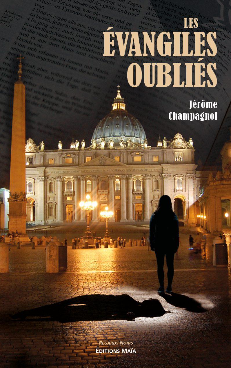 Entretien avec Jérôme Champagnol – Les Évangiles oubliés